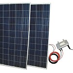 Sistem fotovoltaic 500W - direct in retea 230V